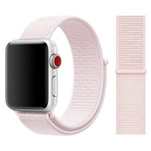 NEW Light Pink Strap Loop For Apple Watch